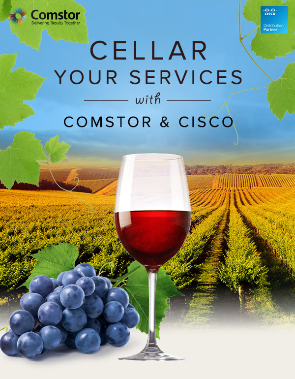 Cellar Your Services with Comstor and Cisco