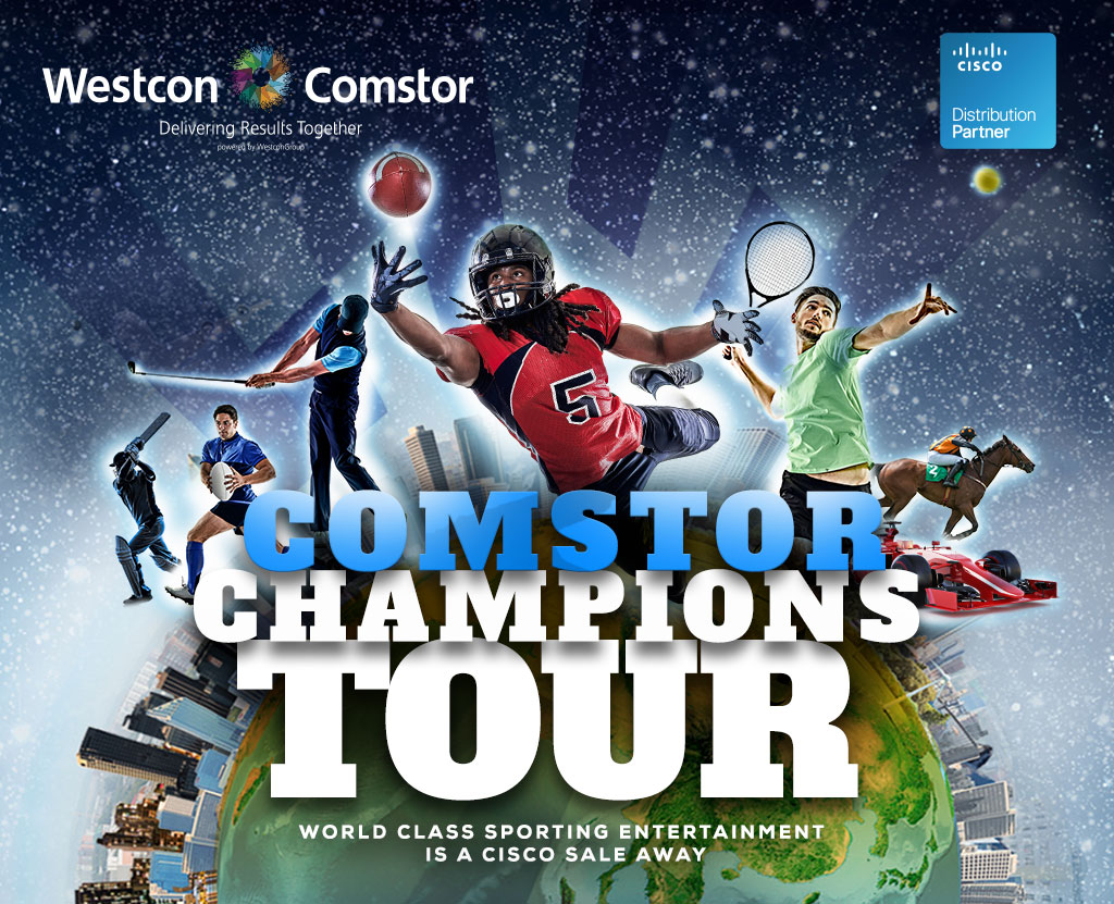 Comstor Champions Tour