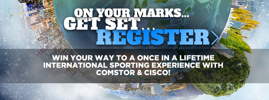 On your marks, Get set, Register!