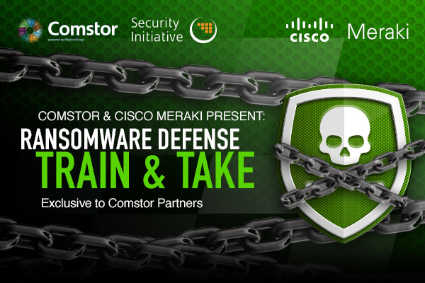 Your invitation to Cisco St>rt with Comstor