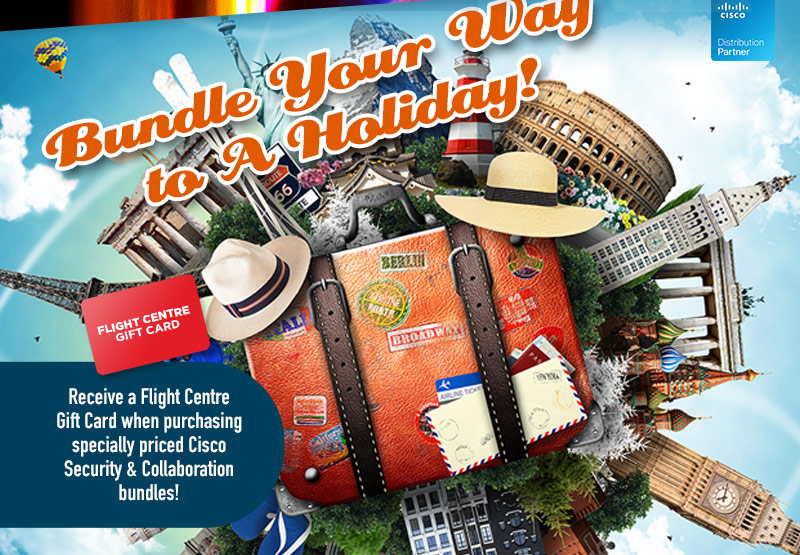 Bundle Your Way to A Holiday